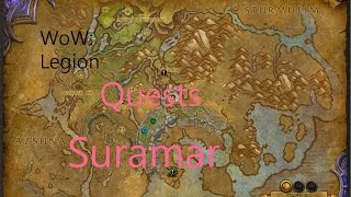 iZocke WoW: Legion Quests in Suramar #219 - Leylinienzuleitung: Kel'balor
