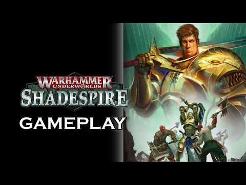 Warhammer Underworlds: Shadespire Český Gameplay