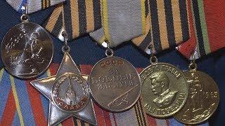 Ветеран ВОВ Иван Васильевич Гришин