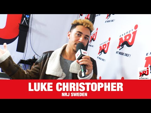 [INTERVIEW] Luke Christopher - NRJ SWEDEN