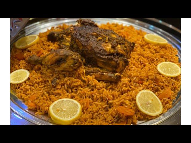 رز شواية الخليج الطعم مايختلف عليه اثنين الطعم روعه Youtube