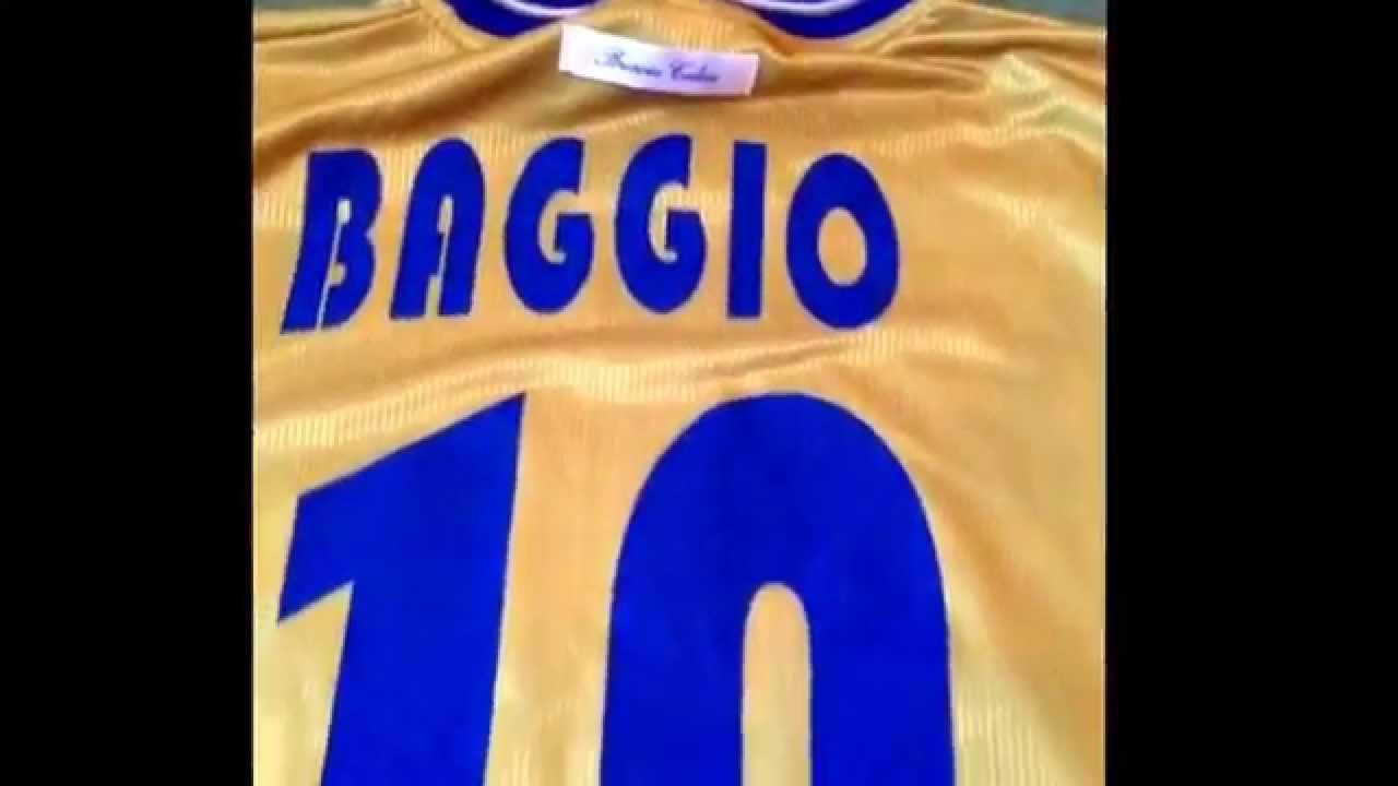 9d3322fc1c66 Global Classic Football Shirts - Brescia Football Shirt Roberto Baggio