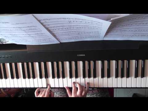 Easy Piano Tutorial- Fight Song by Rachel Platten (intro/verse) Pt 1