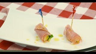 Prosciutto Wraps Recipe