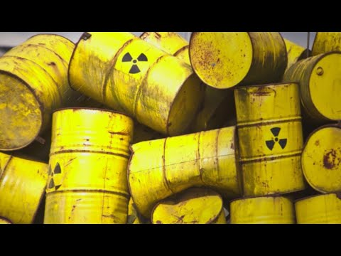 A nuclear waste dump for eternity