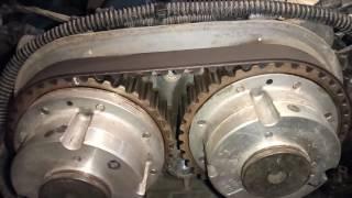 видео Замена ремня ГРМ на Форд Фокус 2