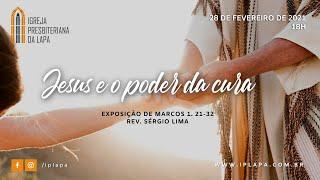 """""""Jesus e o poder da cura"""""""