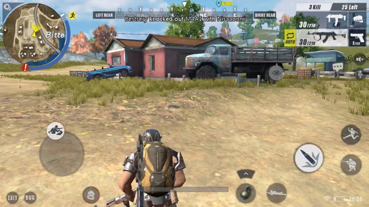 the rules of survival game