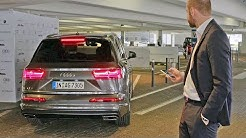 AUDI Q7 (2018-2020) Automated Parking
