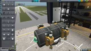 Ksp Mun Base Construction: Part 3 - New Modules