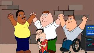 Family guy - Journey - Dont stop believing + real episode video