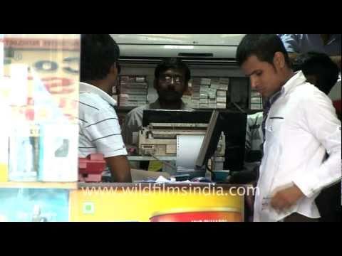 Medical shop in Yusuf Sarai, New Delhi