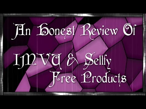 IMVU - An Honest Review of IMVU & Sellfy Free Products