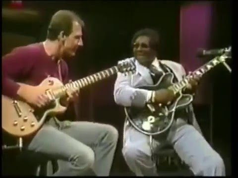 B.B. King & Larry Carlton in Session