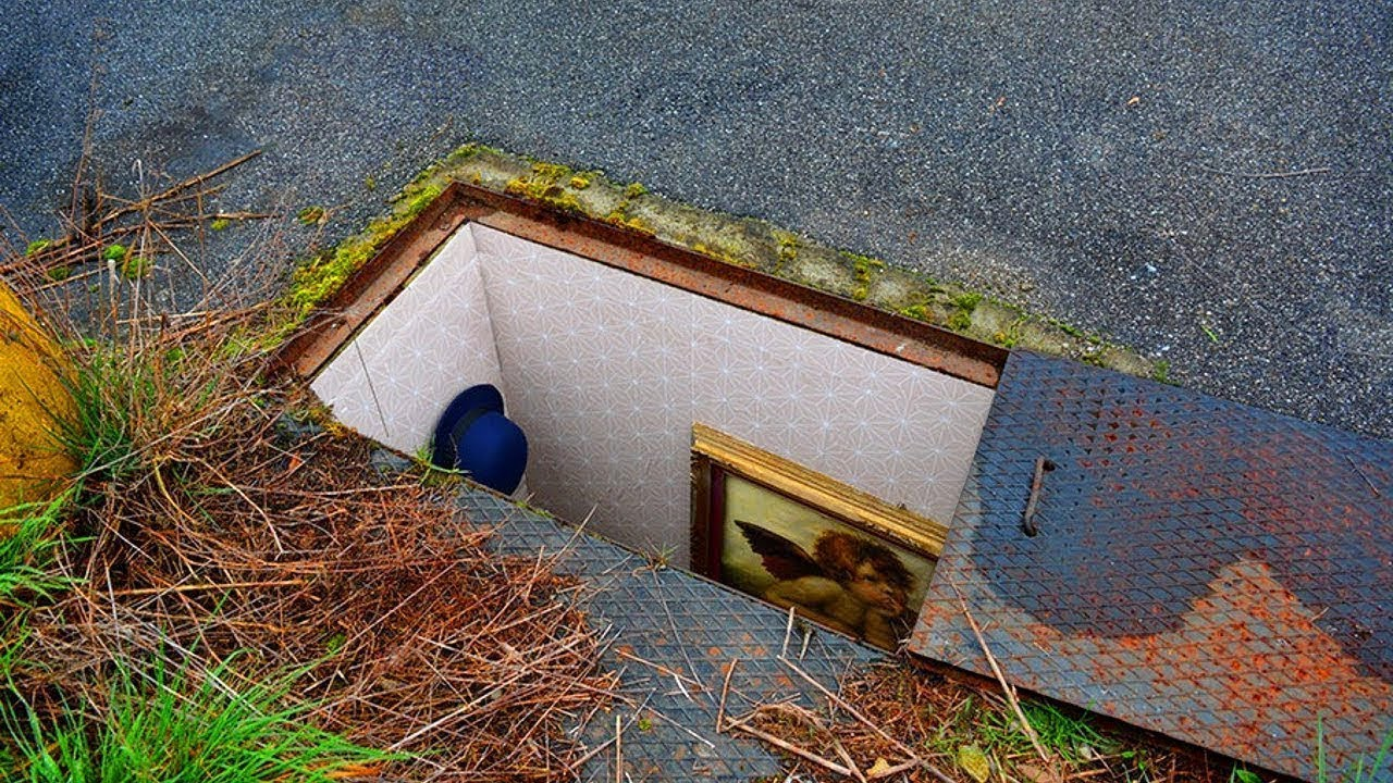 People Laughed at His House, Until They Went Inside...