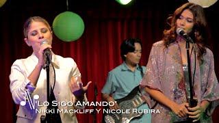 Ya No Puedo Amarte / Lo Sigo Amando - Nikki Mackliff - Autores en Vivo Ecuador