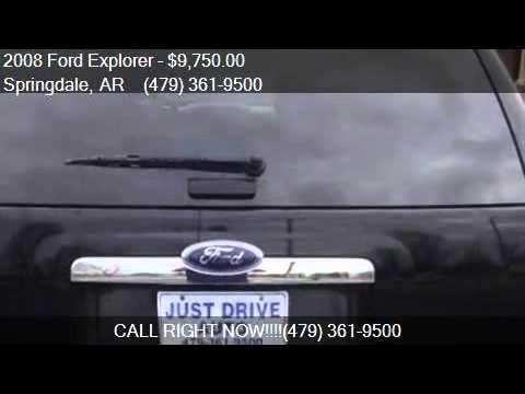2008 Ford Explorer Eddie Bauer for sale in Springdale, AR 72