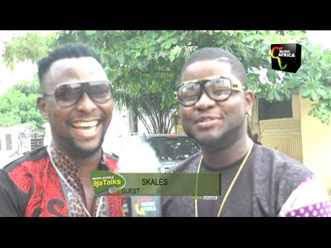 Music Africa TV interviews Skales on Etisalat 9jaTalks