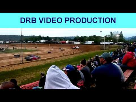 Marion Center Speedway 5/20/17 Pure Stock Heat 2 Of 2
