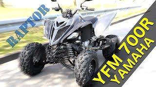 YAMAHA YFM 700R Raptor / Test / ToxiQtime
