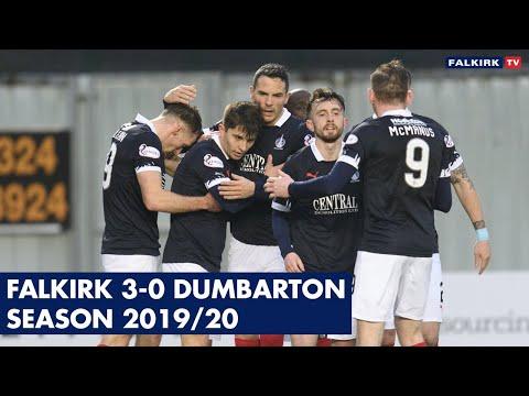 Falkirk Dumbarton Goals And Highlights