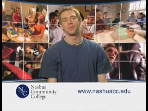 College Life at Nashua Community College..wmv
