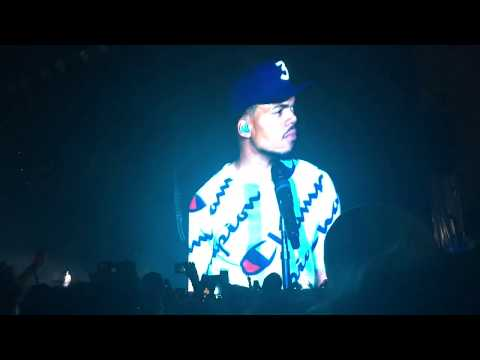 CHANCE THE RAPPER LOLLAPALOOZA 2017 FULL PERFORMANCE CHICAGO