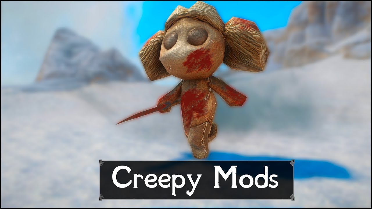 How to Make Skyrim Scary – Top 5 Spooky Mods for The Elder Scrolls 5: Skyrim thumbnail