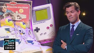 Can Andrew Rannells Guess How Much 1980s Items Cost Now?