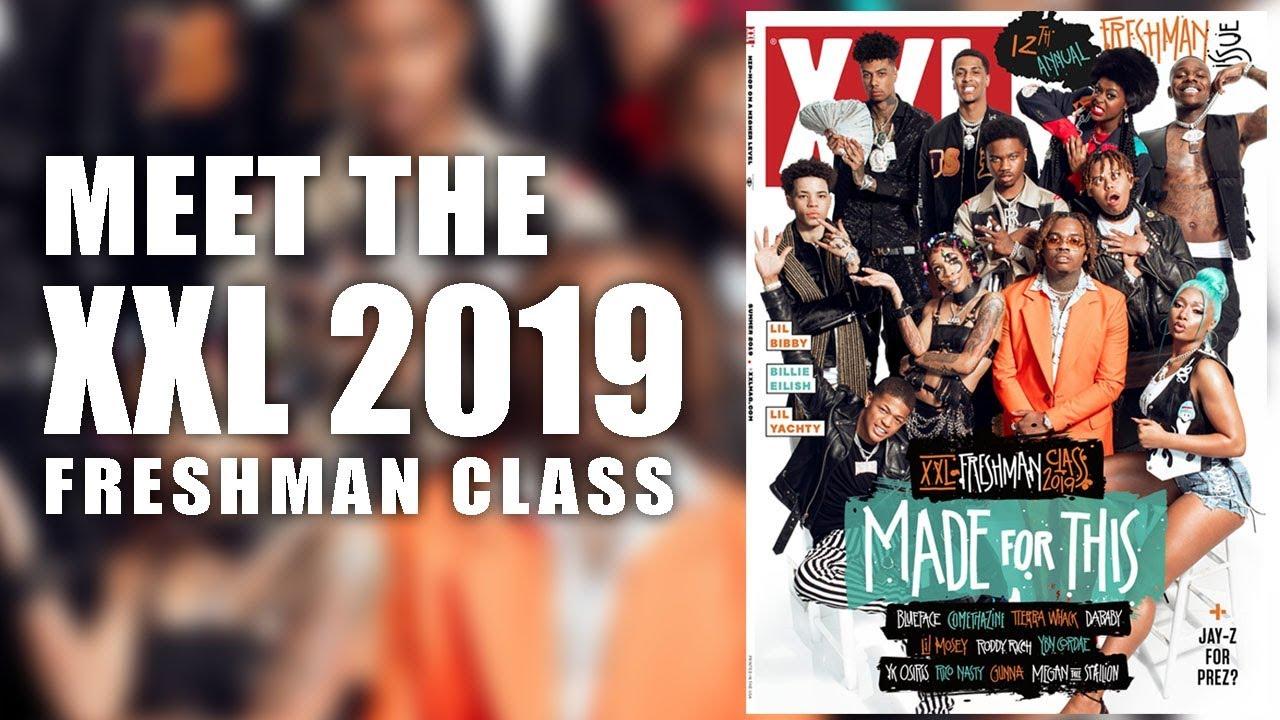 Xxl Freshman List 2020.Xxl 2019 Freshman Class Revealed Official Announcement