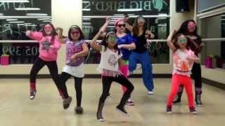 Зумба для детей под Gangnam Style