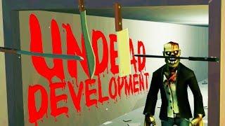 Best Base Ever! - Undead Development Gameplay - VR HTC Vive