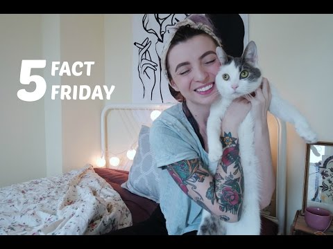 5 Fact Friday! Future Qcknd, High school Goals, Living Alone.