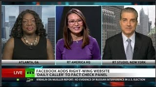 Is Facebook censoring conservative voices?