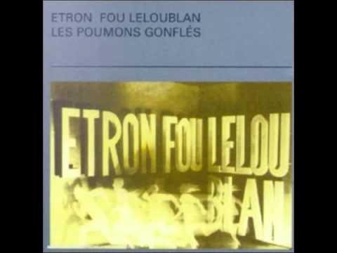 Etron Fou Leloublan - Nicole