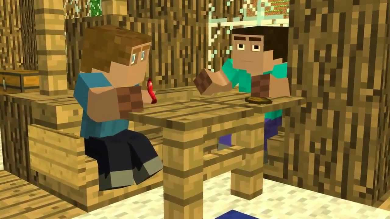 Minecraft Steve S Adventures Awakening Episode 1 Youtube