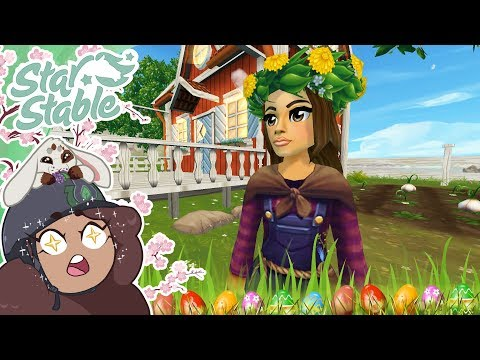 Brewing Up an Easter Egg Witch?! ???????? Star Stable Easter Egg Hunt!!