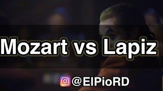 El Pio RD, Lapiz vs Mozart + Mixes (Doblajes)