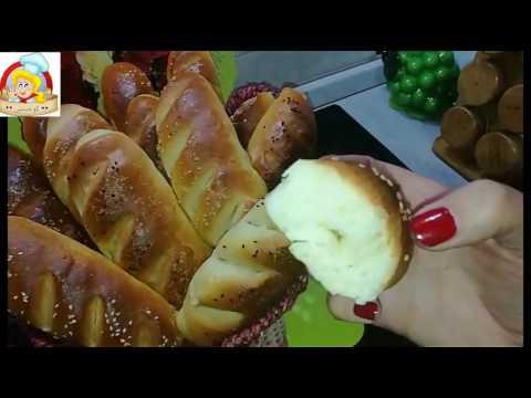 Mini pain / khobz s8ir / خبز صغيرخفيف و طري