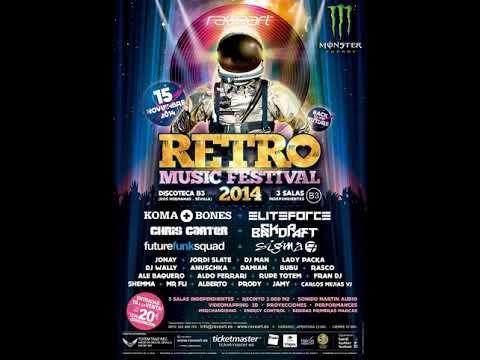 Backdraft - Retro Music Festival 2014