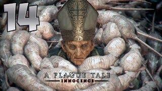 A Plague Tale Innocence. Прохождение. Часть 14 (Конец игры. Финал)