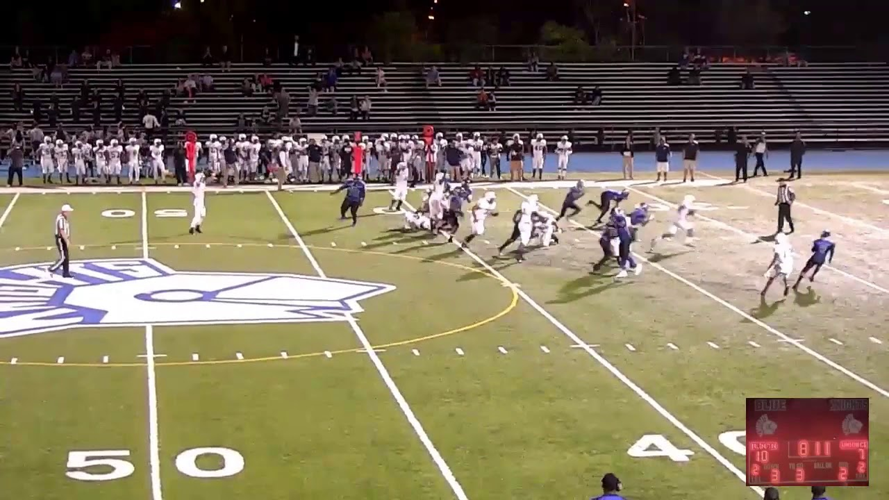 Union City vs. Irvington: Joel Jimenez's 41-yard TD run