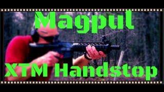 Magpul Xtm Handstop Kit Review (hd)