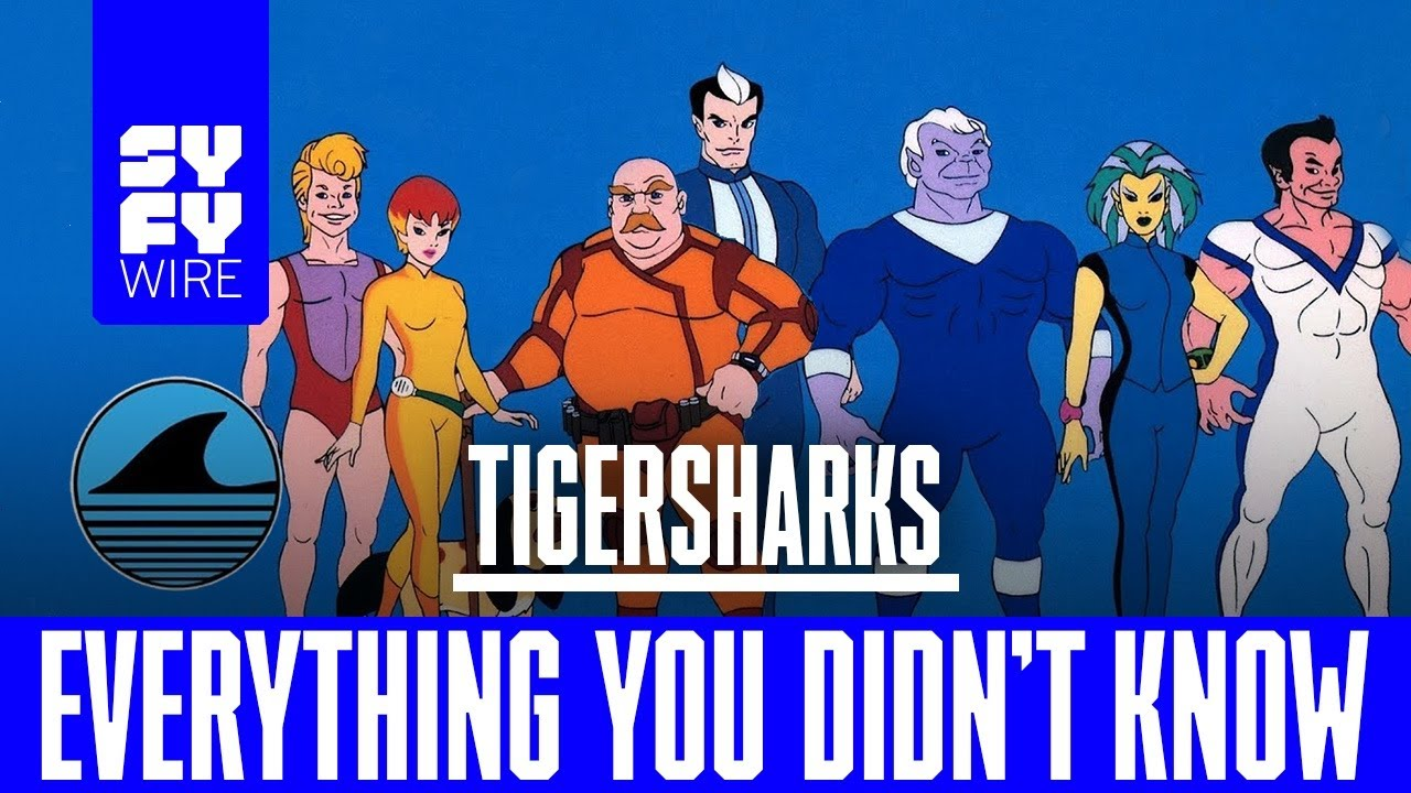 Download Remember TigerSharks? It Was Weirder Than You Think (Everything You Didn't Know) | SYFY WIRE