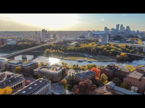 Twin Cities - Minneapolis & St. Paul Virtual Tour (University of Minnesota)