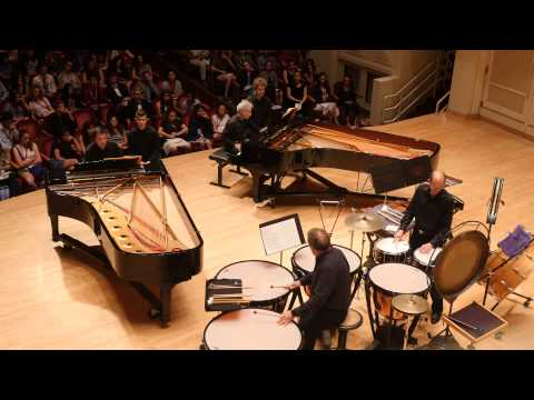 Jean-Louis Haguenauer / Béla Bartók, Sonate Sz. 110 (1937)