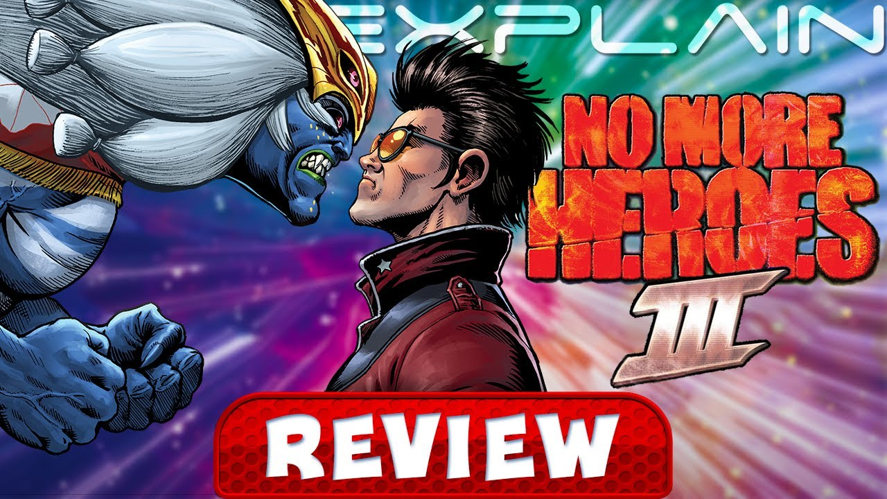 No More Heroes 3 - REVIEW (Switch) (Video Game Video Review)