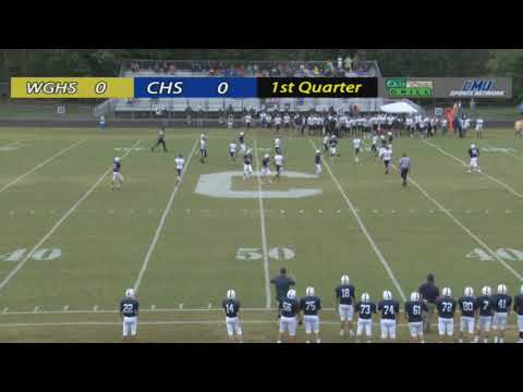 West Greene at Claiborne (Sept. 1, 2017)