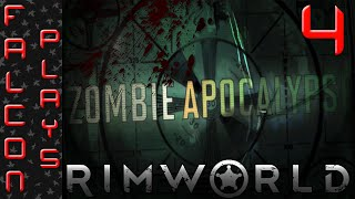 Modded RimWorld Alpha 7 | Zombie Apocalypse - Day of the Dead - Let