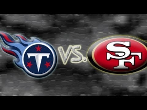 WK15 49ers win vs Titans! Jimmy G and Robbie G save the day